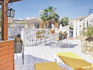 Nice home in Orihuela Costa w/ WiFi and 1 Bedrooms