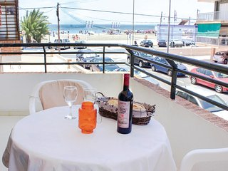 Amazing home in Santa Pola w/ 2 Bedrooms (EBL771)