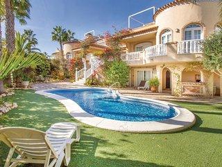Vakantiehuis met prachtig uitzicht over de Middellandse zee