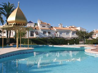 Stunning home in Gran Alacant w/ WiFi and 3 Bedrooms