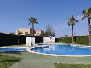 Nice home in Torrevieja w/ WiFi and 2 Bedrooms
