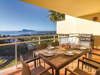 Stunning home in Altea w/ WiFi and 3 Bedrooms (EBL843)