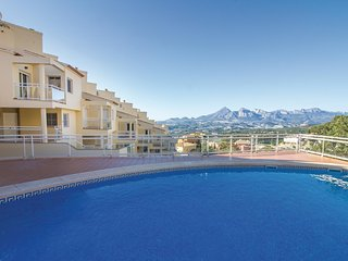 Stunning home in Altea w/ WiFi and 3 Bedrooms
