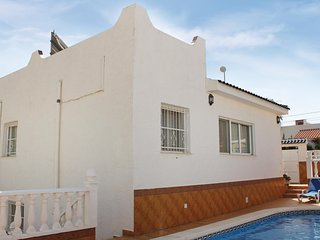 Awesome home in San Miguel de Salinas w/ WiFi and 3 Bedrooms (EBL824)