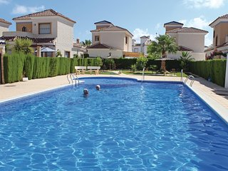 Stunning home in Guardamar del Segura with WiFi and 2 Bedrooms (EBL829)