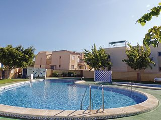 Amazing home in Torrevieja w/ 2 Bedrooms and WiFi