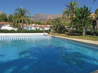 Amazing home in La Nucia w/ 2 Bedrooms (EBL874)