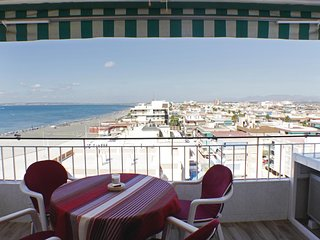 Amazing home in Santa Pola w/ WiFi and 2 Bedrooms (EBL896)