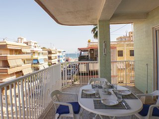 Awesome home in Santa Pola w/ 2 Bedrooms (EBL893)