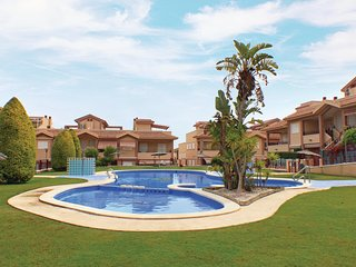 Stunning home in Gran Alacant w/ WiFi, Outdoor swimming pool and 3 Bedrooms