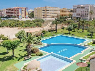 Awesome home in Torrevieja w/ WiFi and 2 Bedrooms