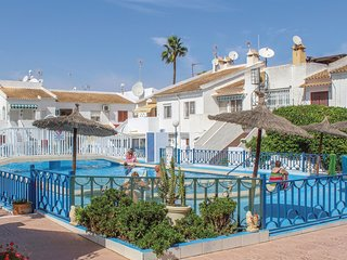 Amazing home in Torrevieja w/ WiFi and 1 Bedrooms (EBL916)
