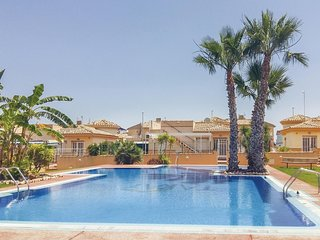 Stunning home in Orihuela Costa w/ WiFi and 2 Bedrooms (EBL880)
