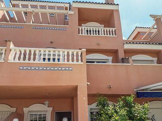 Amazing home in Santa Pola w/ WiFi and 3 Bedrooms (EBL963)