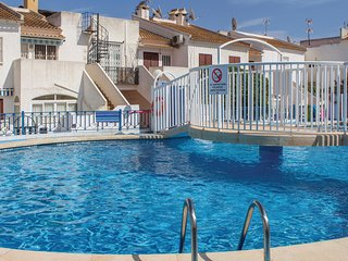 Stunning home in Torrevieja w/ WiFi and 1 Bedrooms (EBL921)