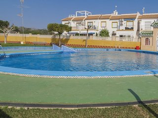 Amazing home in Orihuela Costa w/ WiFi and 2 Bedrooms (EBL929)