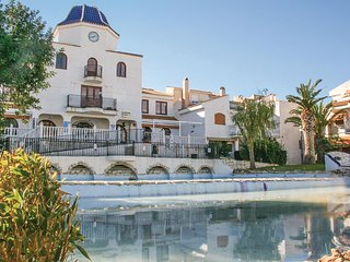 Awesome home in Gran Alacant w/ WiFi, Outdoor swimming pool and 3 Bedrooms (EBL9