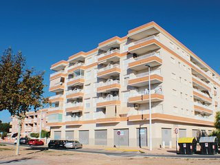 Nice home in Santa Pola w/ 1 Bedrooms (EBL909)