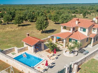 Amazing home in Golubovo w/ Jacuzzi, WiFi and 3 Bedrooms