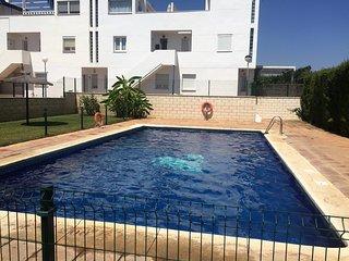 Chalet adosado, piscina, wifi, a/a