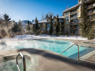 Suite for 4 in Whistler Village! | Pool + Hot Tub Access