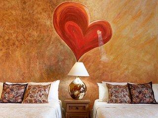 Mi Casa Tu Casa Hacienda Boutique 'Room Corazón'