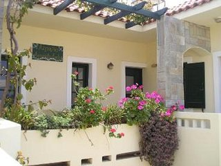 Beautiful 1st floor Apartment 100 m. from the sea