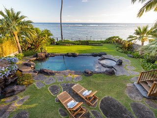 NEW Luxury Rental! Kahala Oceanside-6bed/6bath - Sleeps 14