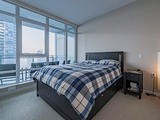 SALE! Steps to Metrotown high view new apartment