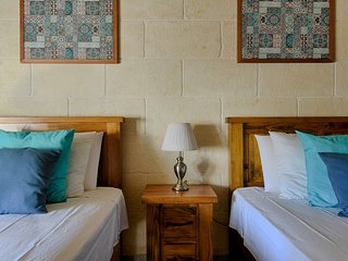 Ta'Ferres B&B - Twin Room with Private Bathroom