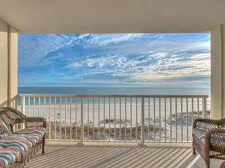Incredible Beachfront View ~ Bender Vacation Rentals