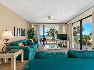 Master Bedroom Access to Balcony ~ Bender Vacation Rentals