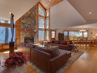 Conifer Ski Chalet at Northstar