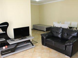 Confortável e bem localizado com 3 quartos