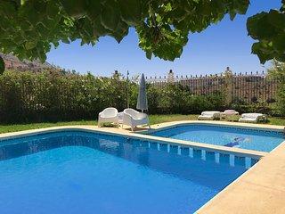 Espectacular casa con encanto en Málaga Capital