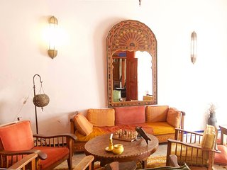 A house to relax, in the middle of the ancient Medina of Essaouira