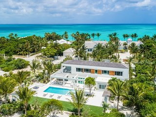 Turquoise Villa | Near Ocean - Located in Magnificent Grace Bay with Private Po