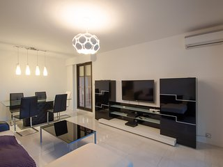 Luxury apartment with 100M2 terrace in Nice