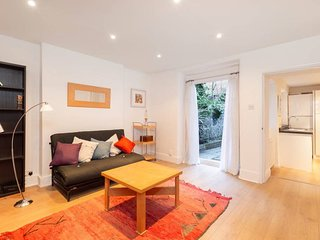 West Kensington two double bedroom garden flat
