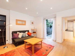 West Kensington two double bedroom garden flat