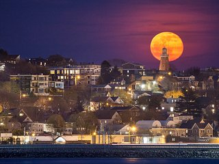 Portland Maine East End - Top of Munjoy Hill (30 day minimum stay)