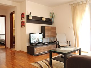 Two Bedroom Apartment on a great location in Budva, N18