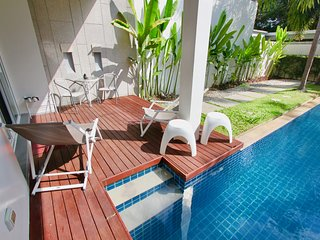 Bang Tao 3-bedroom Villa Blossom 10 minutes walk to the beach