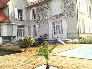 Chambres d'hôtes 'Nature' 2/3 pers au coeur des vignes du Fronsadais