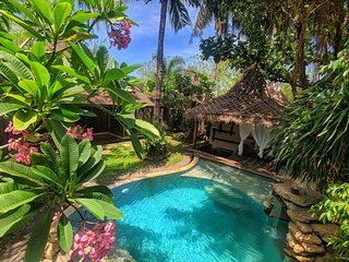 New luxury villa with private pool - Bhuvana Villa