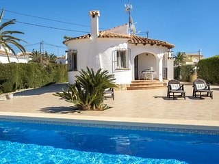 Villa La Pergola - Villa with private pool in Calpe