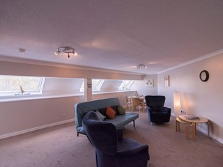 Fabulous stylish flat in Merchant City & free secure parking