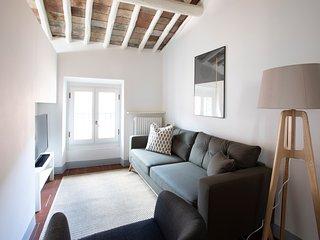 Architectural 2BR in Trastevere by Sonder