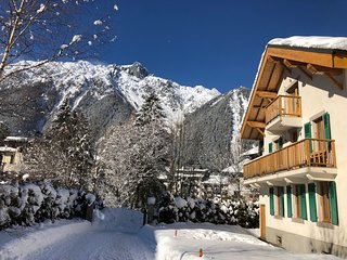 Penthouse Apartment - Penthouse Apartment, Chamonix