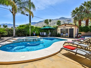 Oasis in the Heart Of Palm Springs